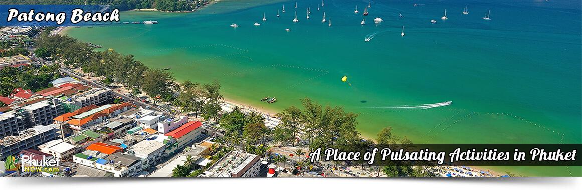 patong beach image