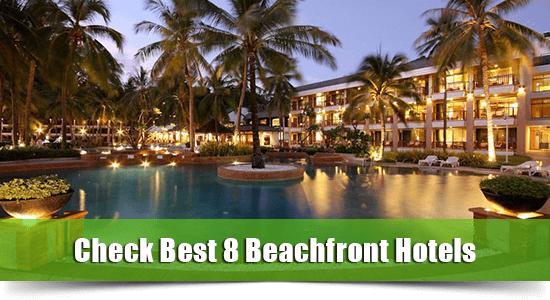Beachfront hotel kata