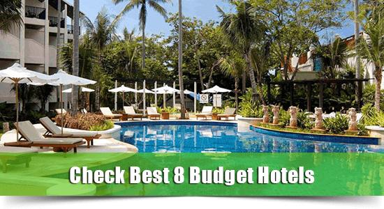 budget hotel karon