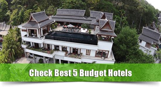 budget hotel surin