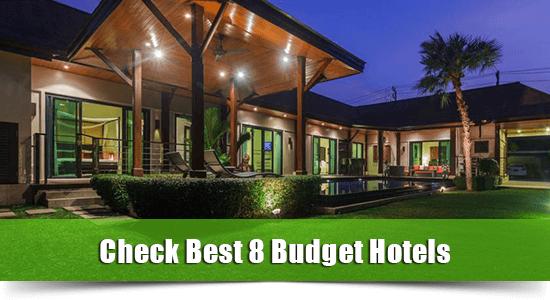 budget hotel nai harn