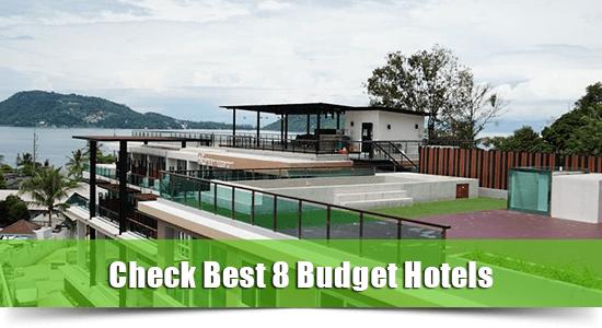 budget hotel patong