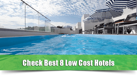 low cost hotel kata