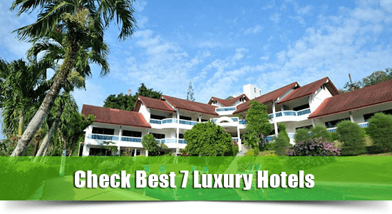 luxury hotels surin