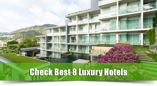 luxury hotels patong
