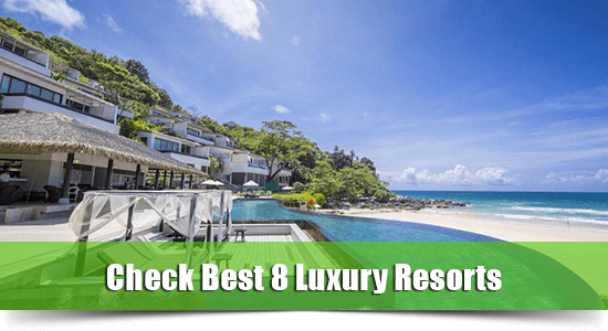 luxury resort patong