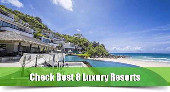 luxury resort patong