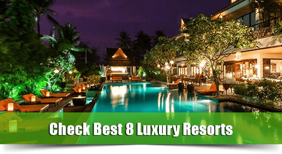 luxury resort surin