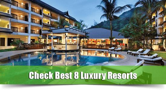luxury resort kamala