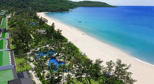 an amazing holiday in Phuket