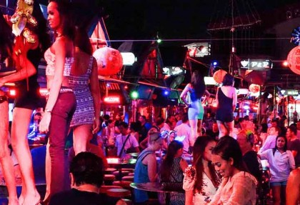 Soi Bangla Road, Heart of Patong Nightlife