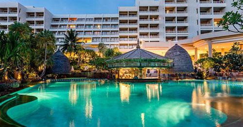 holiday destination in Thailand