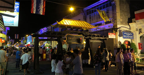 shopping places in Phuket
